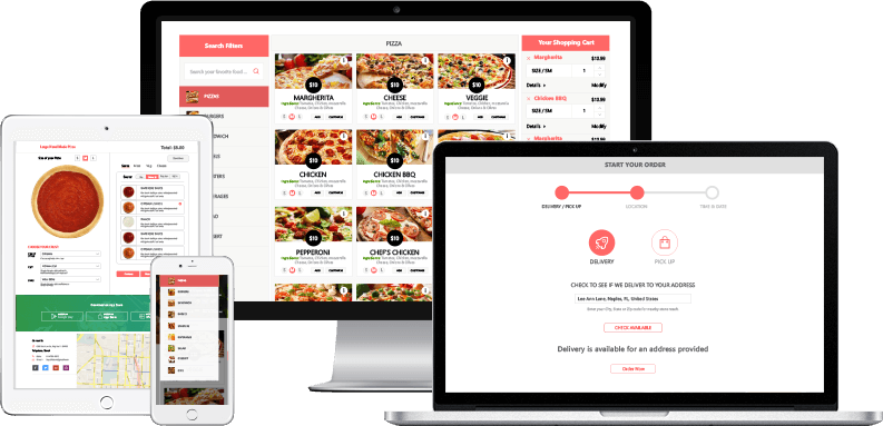 zenpepper powerful online ordering system